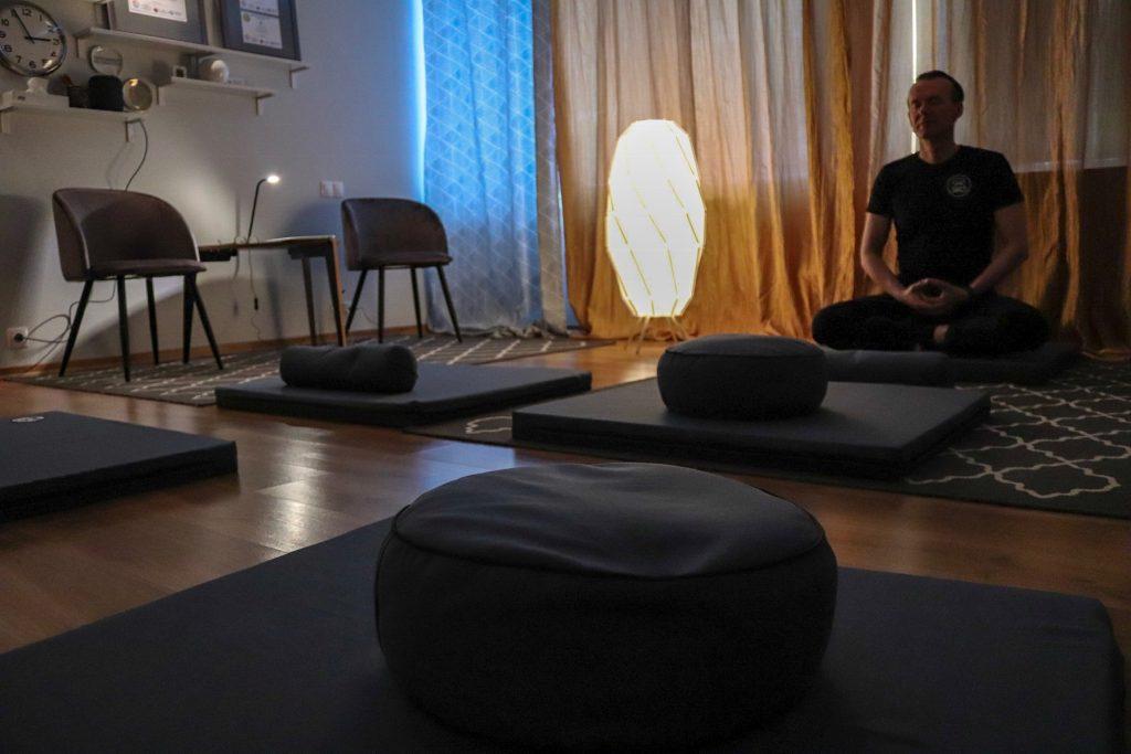 Meditacijos pamokos Vilniuje