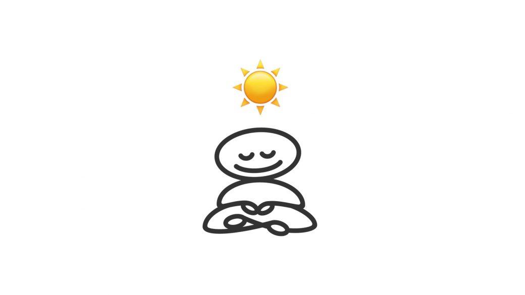 Laimingo žmogaus meditacija