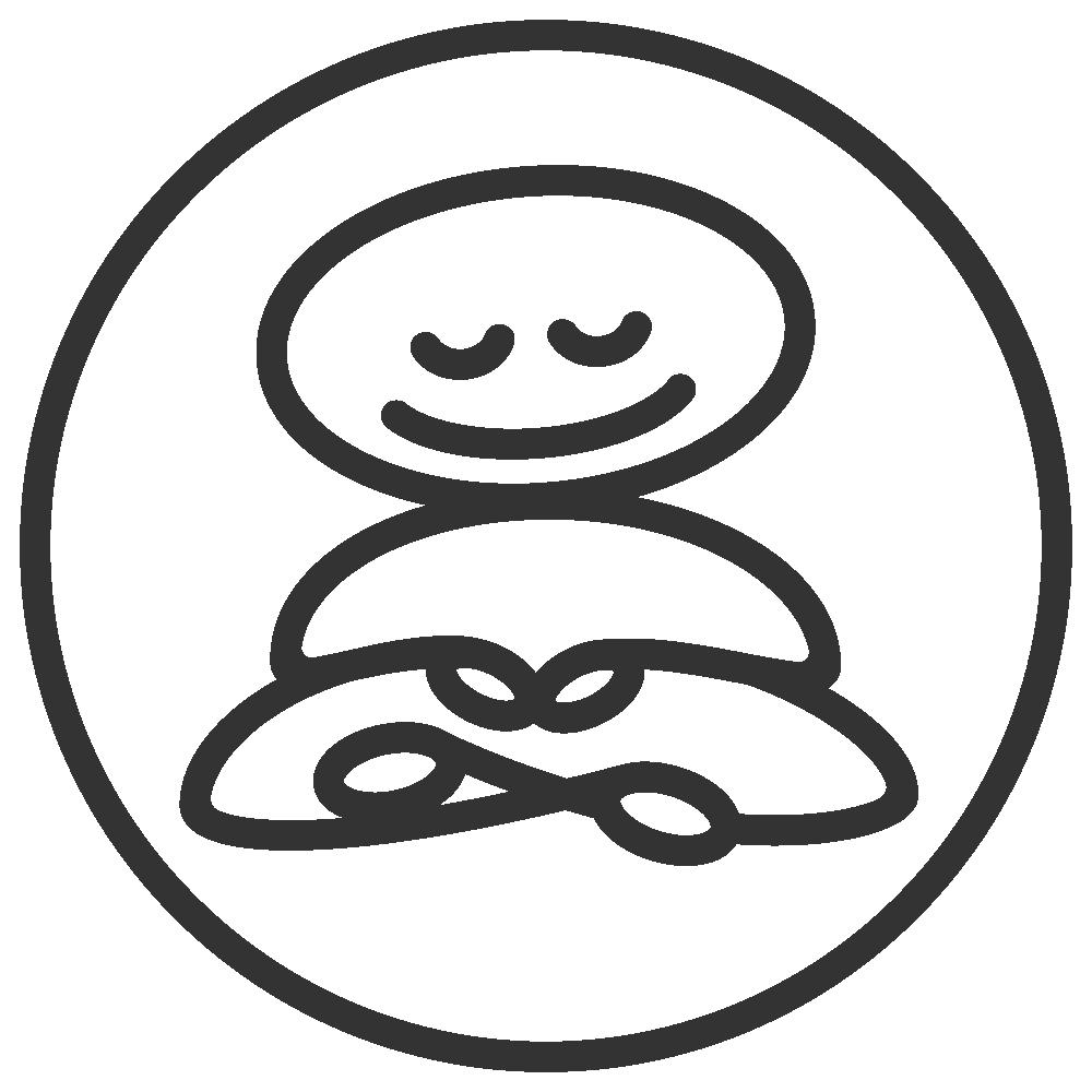 Meditacijos centro logo
