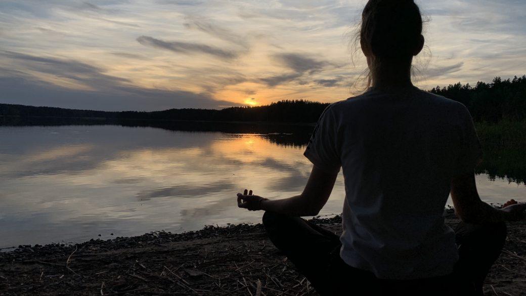 Meditacija pradedantiems