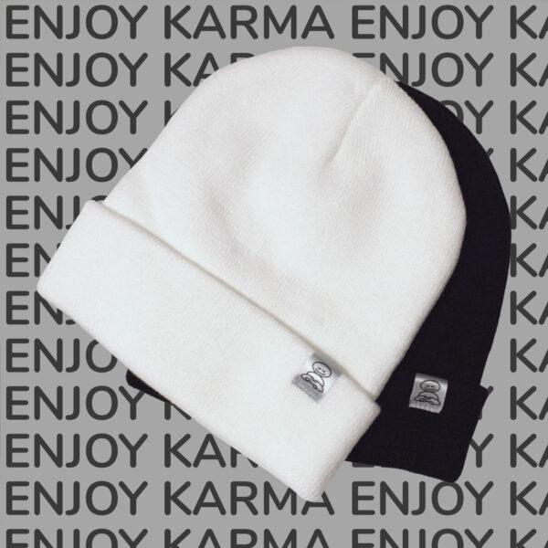 ENJOY KARMA kepurės